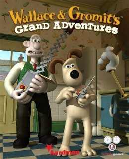 Wallace & Gromit's Grand Adventures wallpapers, screenshots, images, photos, cover, posters