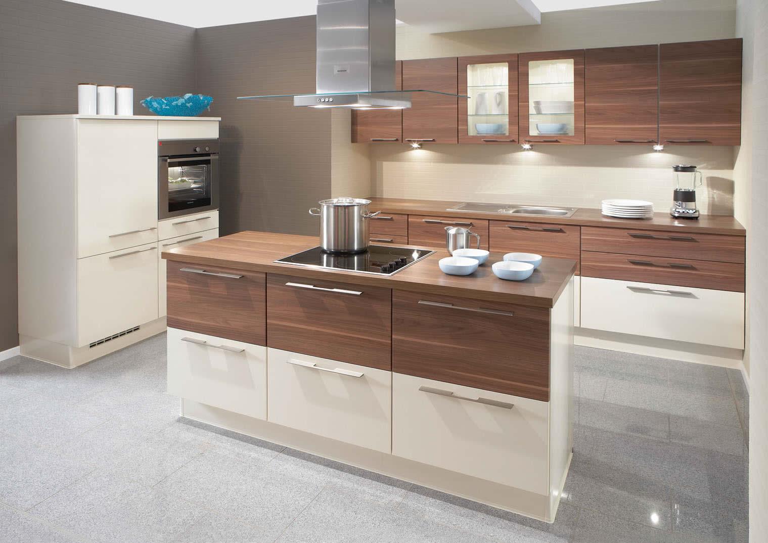 Minimalist Modern Design Kitchen Small But Beautiful