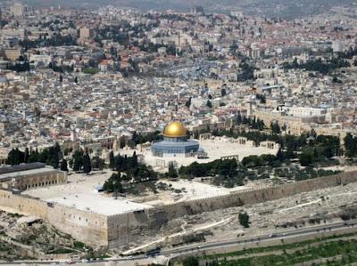 Travaler Temple Mount