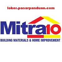 lowongan kerja Palembang terbaru PT. Catur Mitra Sejati Sentosa (Mitra10) mei 2019
