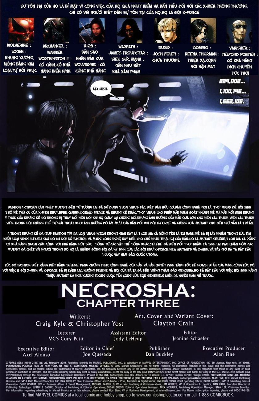 X-Men Necrosha chap 6 trang 2