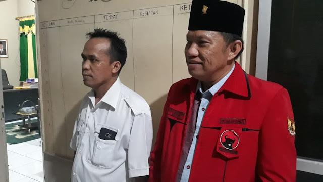 Dua Ketua Partai Laporkan PPK Kecamatan Jejawi