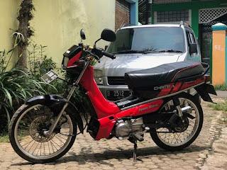 Jual Motor Jadul Yamaha CHAMP Surat lengkap