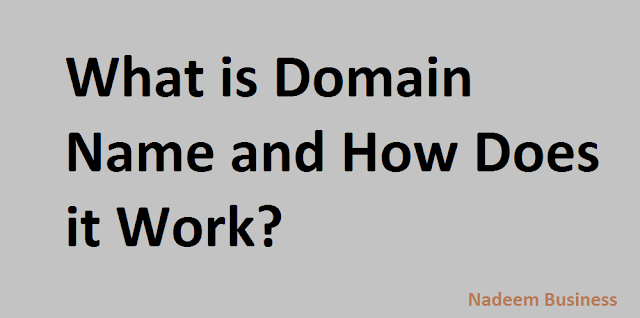 How Does a Domain Work?