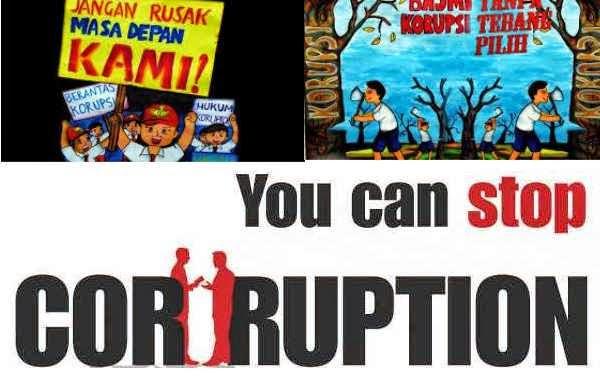 Pengertian pendidikan anti korupsi