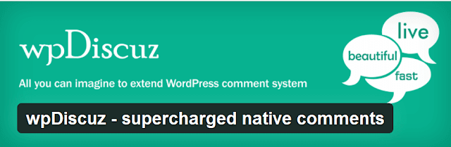 wpdiscuz-comment WordPress Plugin review