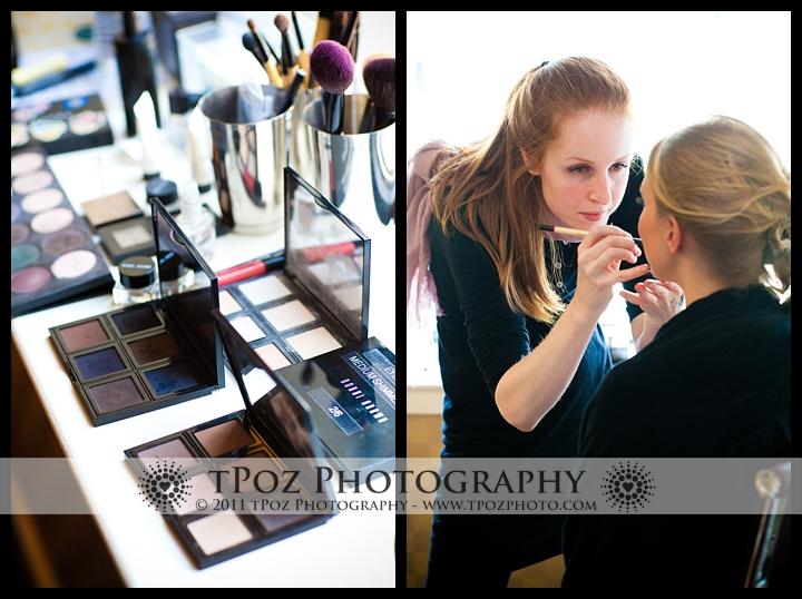 Amanda Flood Makeup Artistry Wedding Bride