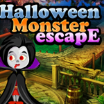 Games4king Halloween Monster Escape