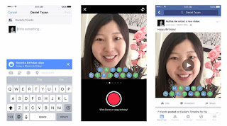Feature Video Live Streaming Facebook