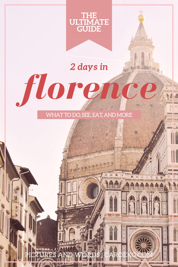 Florence, Italy City Guide: what to do, see, and eat in 2 days in Florence. Things to do in Florence, Florence travel guide, Florence activities, what to do in Florence, Best things to do in Florence, Florence Travel, Things to do in Florence, Italy Travel, Florence, Italy.