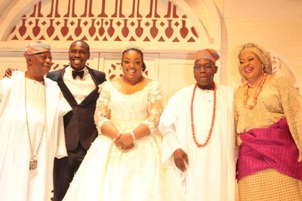Olujowon Obasanjo & Tolulope Adebutu Wedding Ends In Drama ...