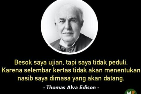 Kisah Thomas Alva Edison Tech Now