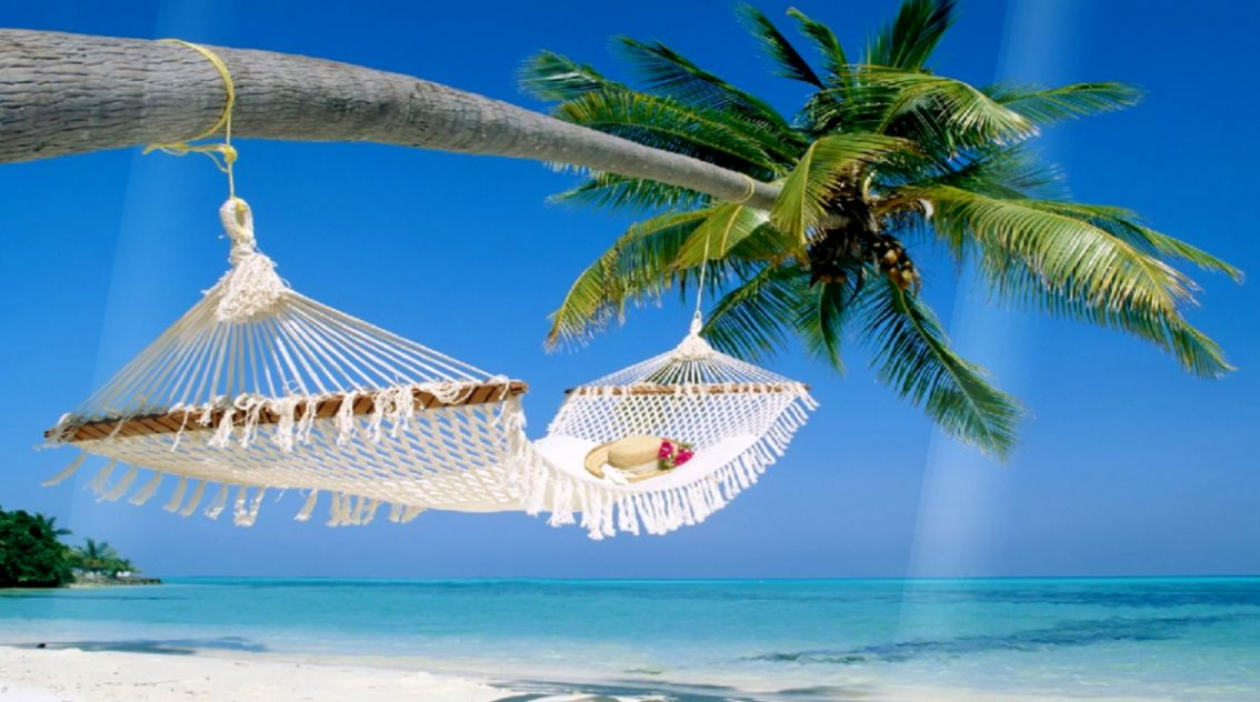 Hd Tropical Island Beach Paradise Wallpapers And Backgrounds: Tropical Island Screensavers