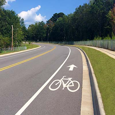 Bryant Pedestrian and Bike Trail Honored by ACEC
