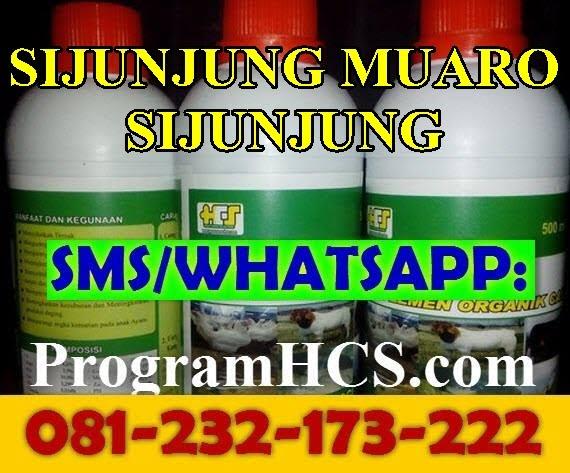Jual SOC HCS Sijunjung Muaro Sijunjung