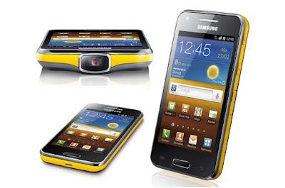Flash Samsung Galaxy Beam (GT-I8530)