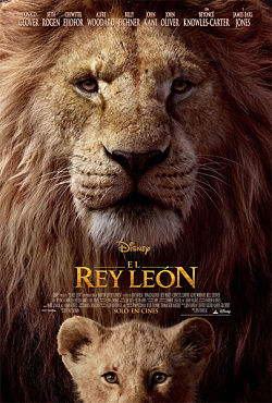 descargar El Rey León (2019) (2019) 1080p [LATINO] [1 LINK] [MEGA]