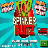Play Top Spinner Blitz Cricket Game