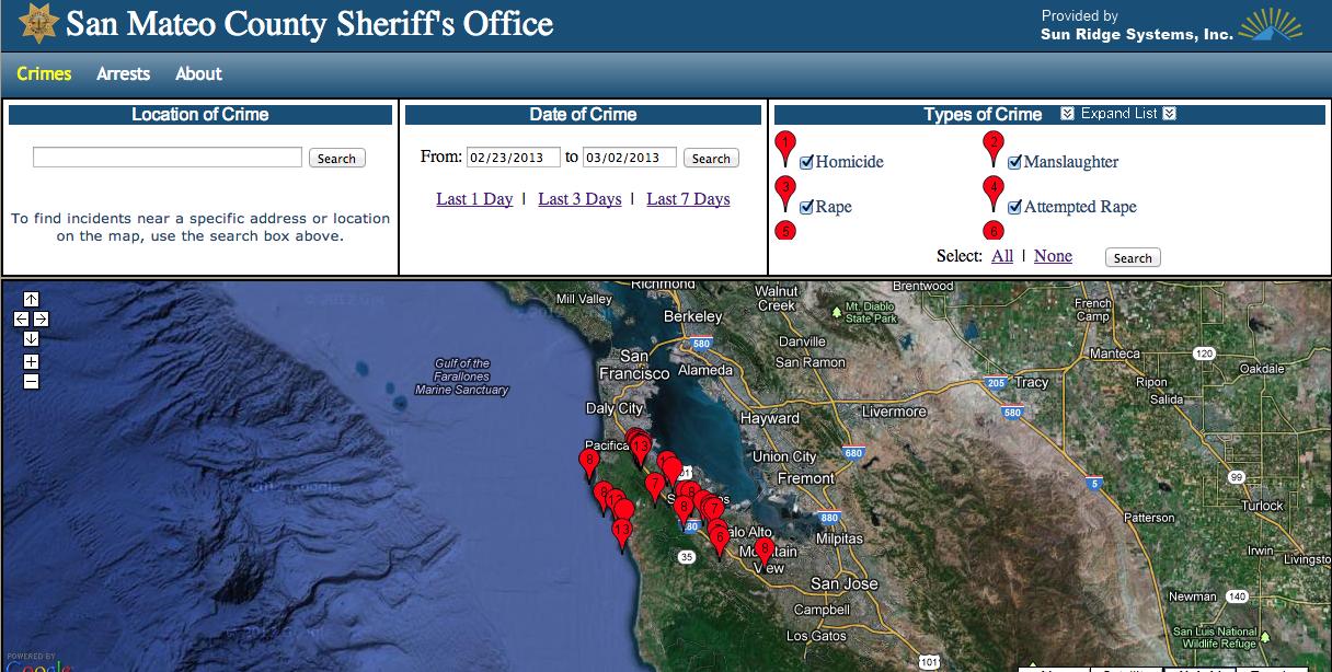 Warren Slocum, San Mateo County Supervisor, District 4: 2013