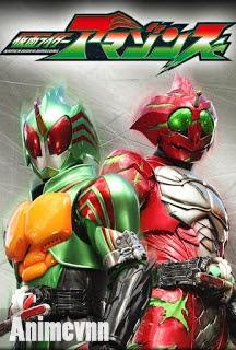 Kamen Rider Amazons - Phim Siêu Nhân 2016 Poster