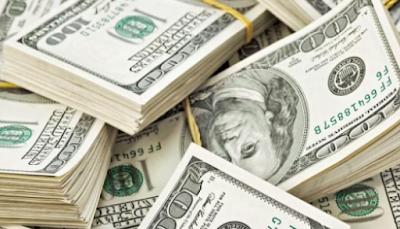 اسعار العملات الاجنبية, سعر الدولار اليوم, الجنيه المصرى,