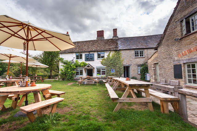 The Plough Inn at Kelmscott in the Oxfordshire Cotswolds by Martyn Ferry Photography