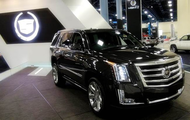 2018 Cadillac Escalade Redesign, Rumors