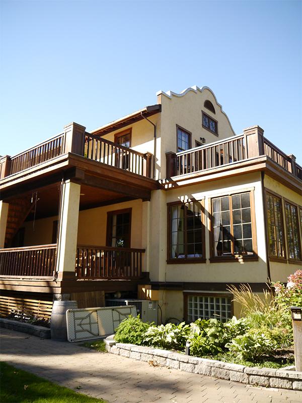 Naramata Heritage Inn