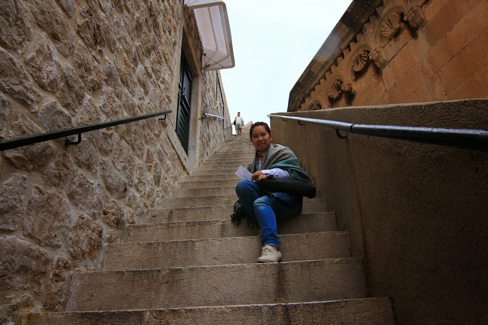 Walls of Dubrovnik 杜布羅夫尼克城牆