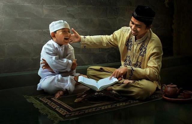 Cara Mendidik Anak Sesuai Sunnah