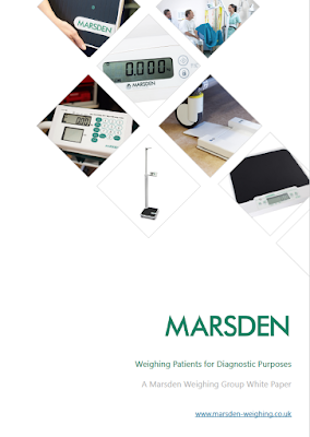 Marsden's New andrew d. white Paper highlights Risks of aright Weighing Patients – and how to eschew them