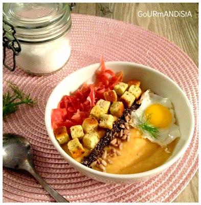 """image """"Soup bowl"""" : panais, fenouil et carotte"""