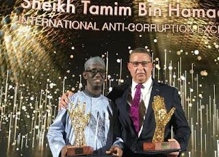 Nuhu Ribadu Wins Anti-Corruption Award In Malaysia