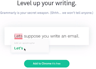 auto check by grammarly