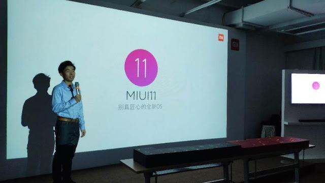 UPDATE KE MIUI 11!!! Inilah Daftar Xiaomi Yang Mendapatkan Update MIUI 11