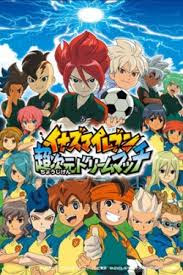 Trận Đấu Giấc Mơ Siêu Không Gian - Inazuma Eleven: Chou Jigen Dream Match 2014 Poster