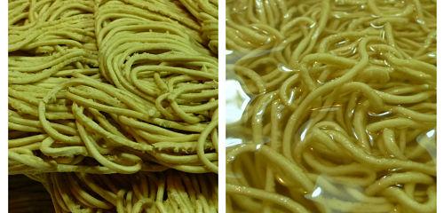 Fideos Chinos con pollo y verduras