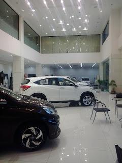 Honda Jaka Setia, Terpajang Honda Mobilio, HRV Di Dealer Kami pelanggan dapat memilihnya