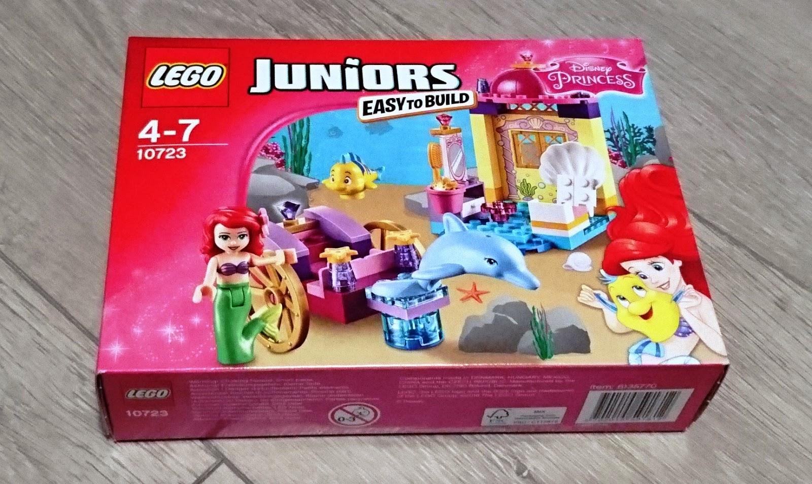 cette boite fait partie des lego juniors la gamme easy to build facile construire pour les 4 7 ans