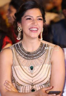 Mehreen Kaur Pirzada Family Husband Parents children's Marriage Photos