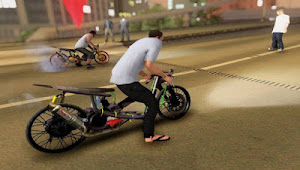 Download Game Drag Bike untuk ANDROID terbaru