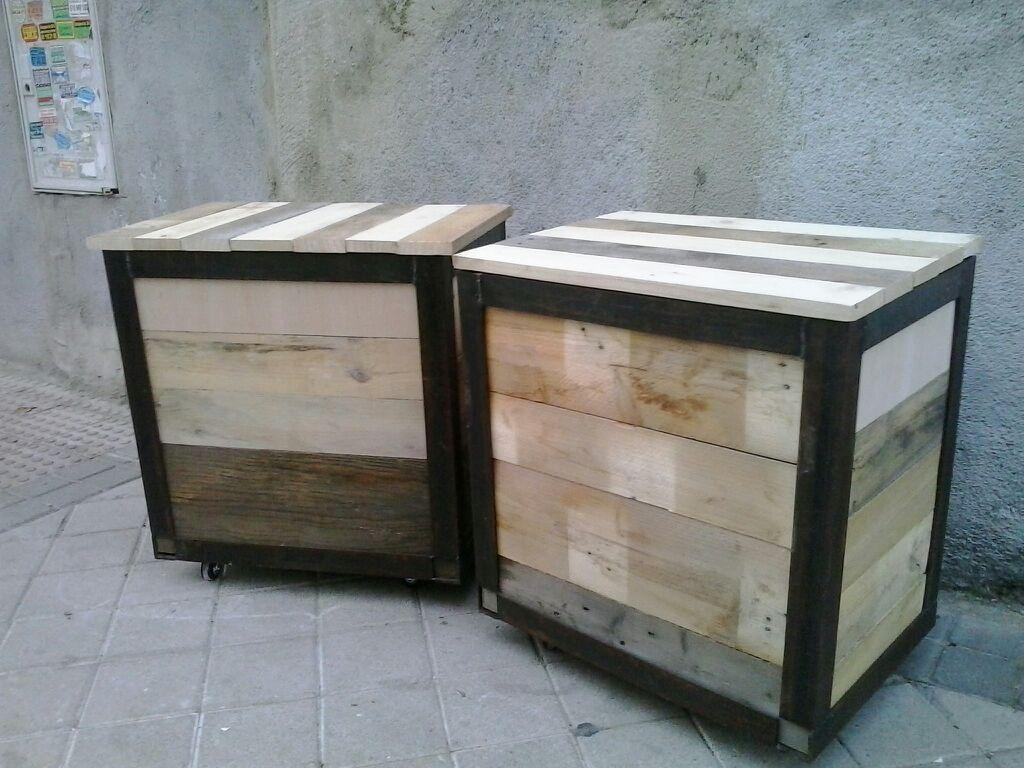 Muebles de madera zapateras 20170810122911 for Muebles madera