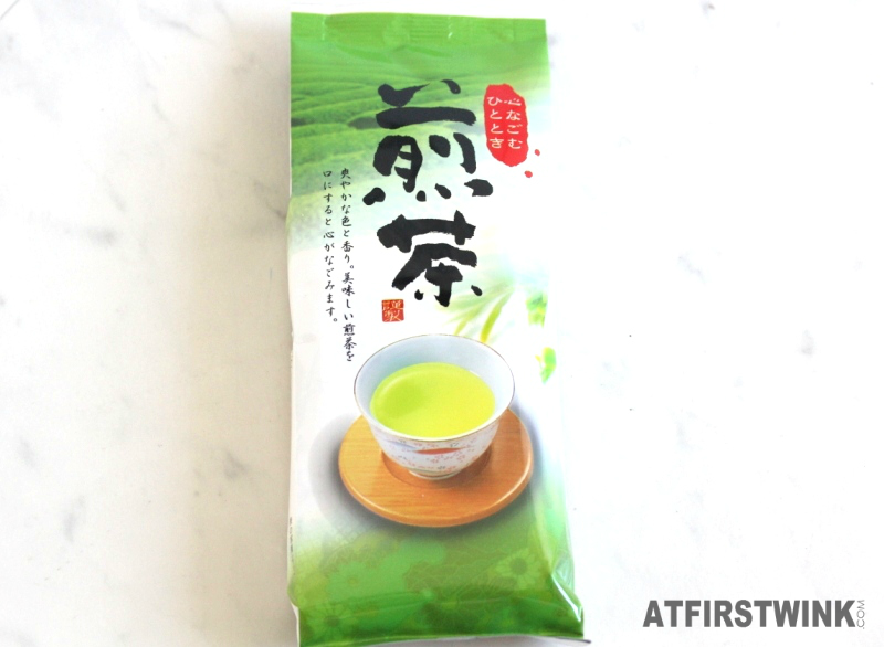 sencha Japanese tea