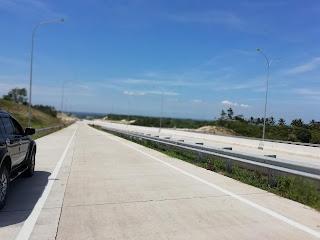 JTTS Bakauheni-Sidomulyo Sepanjang 39 Km Sudah 90 Persen