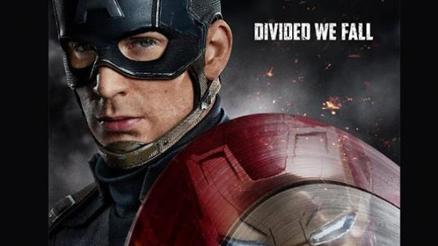 Film Captain America : Civil War, Perang Antar Avengers