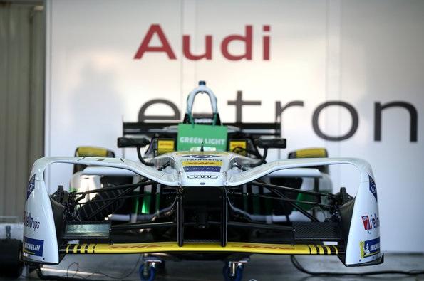 Audi e-tron FE04 Fórmula E