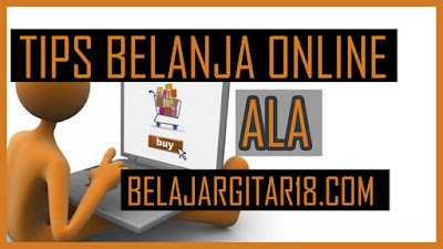 Tips Super Aman Belanja Online di Internet