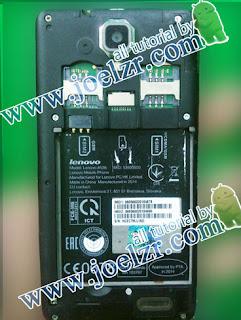 firmware Lenovo A536_S186_150813_ROW