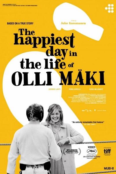 Film The Happiest Day in the Life of Olli Maki 2017 Bioskop