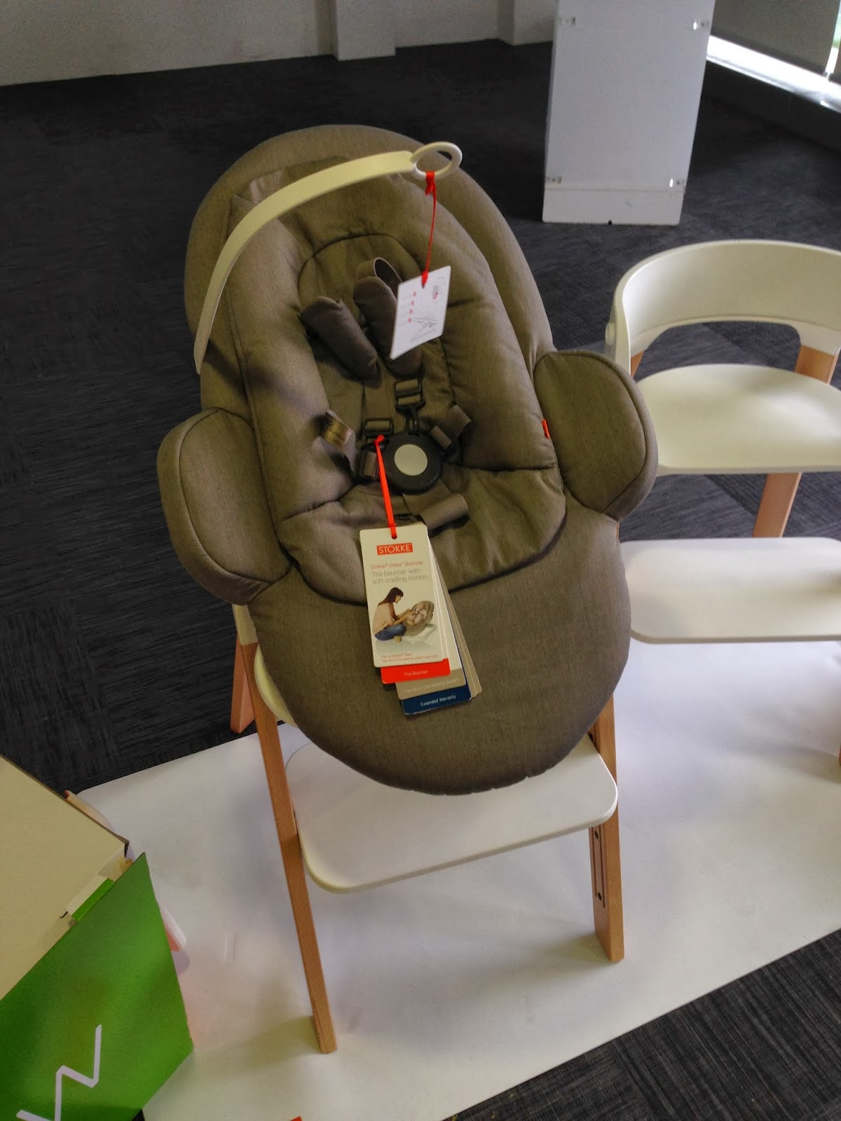 Stokke High Chair Accessories Uk Training Room Chairs Introducing The Steps Modern Mummy